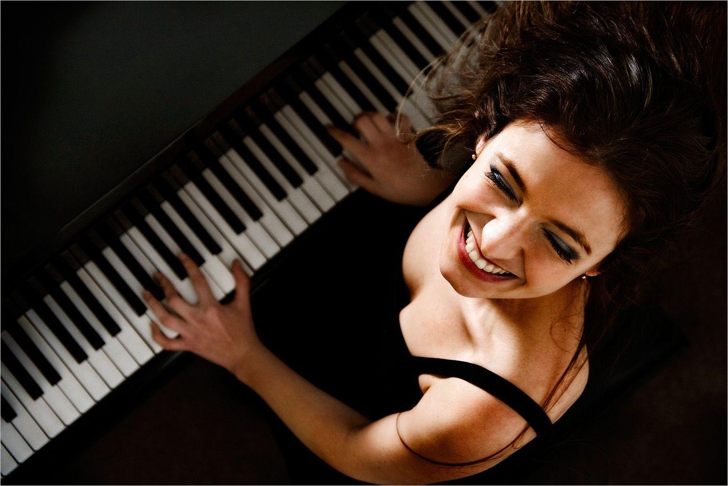 техника игры на фортепиано